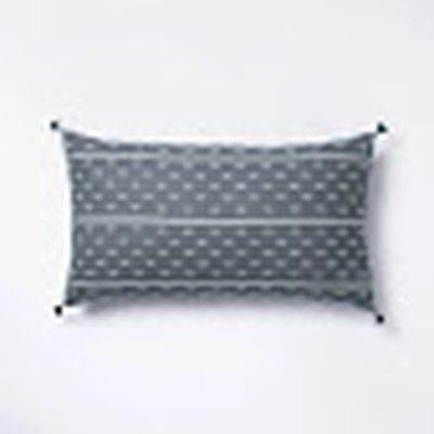 Threshold Woven Dobby Throw Pillow
