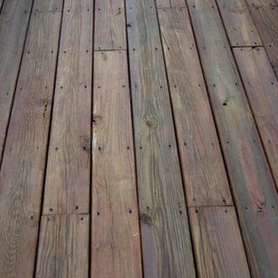 How to Calculate Deck Paint