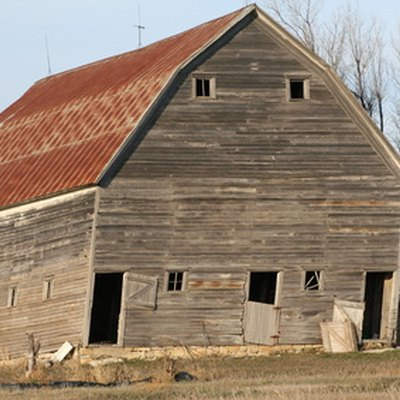 Grants for Barn Preservation