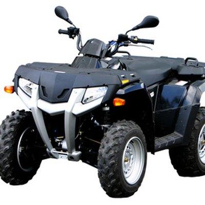 How to Make a Homemade ATV Plow