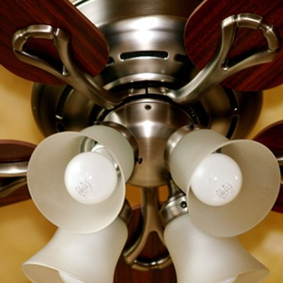 Why a Ceiling Fan Light Doesn't Work