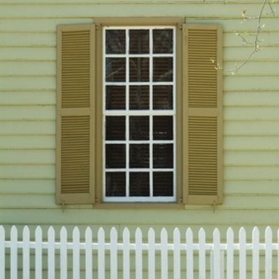 How Do I Remove House Shutters That Have Plastic Screws Without a Head?