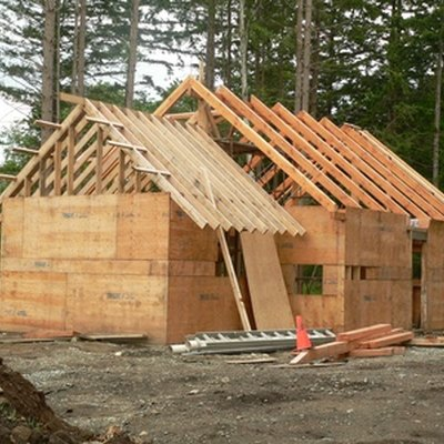 How to Build Roof Rafters Using a Framing Square