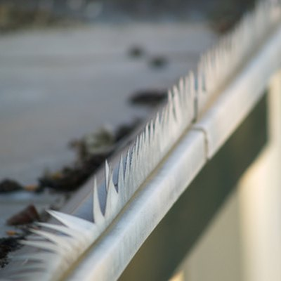 How to Install Gutter End Caps
