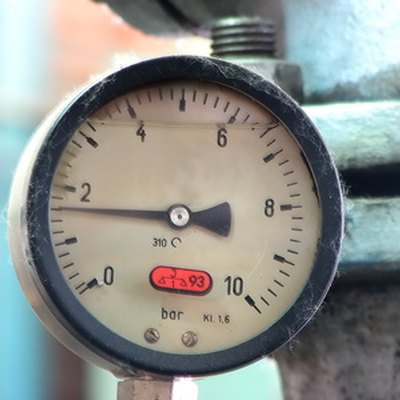 How to Increase the Pressure in an Air Compressor
