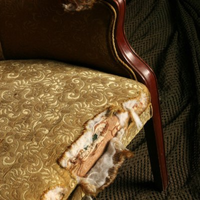 How to Remove Mold & Mildew From Antique Furniture