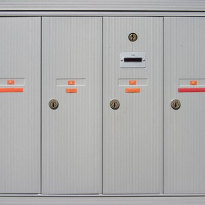 Apartment Mailbox Regulations