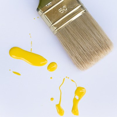 How to Remove Dried Latex Paint From Wood