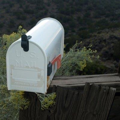 How to Repair a Broken Mailbox Post