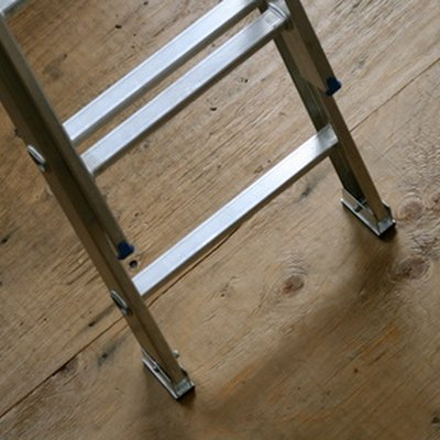 Names of Ladder Parts