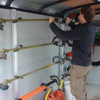 How to Build Shelving for a Utility Trailer