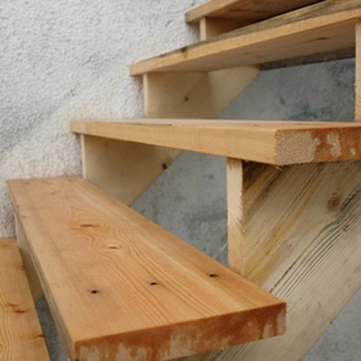 How to Use Pre-Cut Stair Stringers for Decks