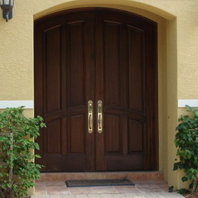 How to Install Astragals on Double Doors