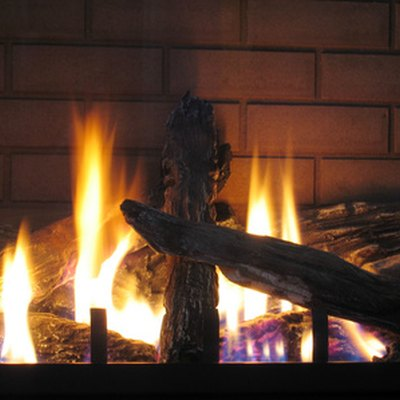 How to Put a Fireplace in a Mobile Home