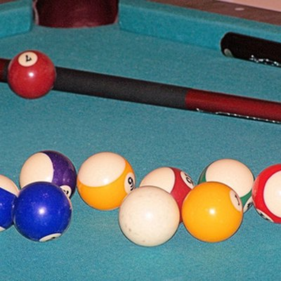 Homemade Pool Table: Slate Alternatives