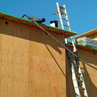 Tools for Climbing a Steep Roof
