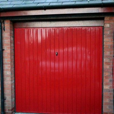 How to Clean a Metal Door