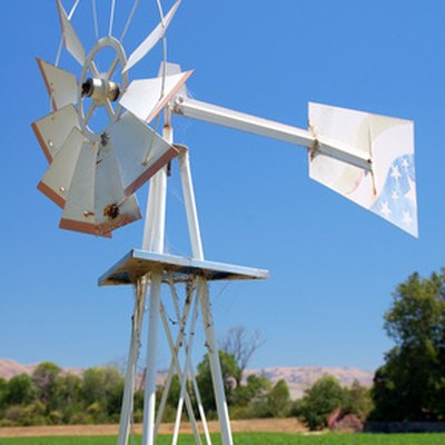 How to Make a Small Windmill