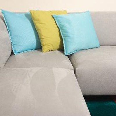 What to Use to Fix a Cut in a Microsuede Sofa?