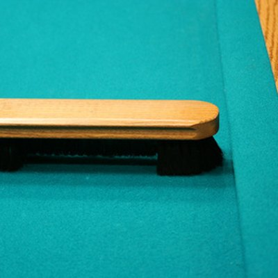 How to Repair a Felt Poker Table