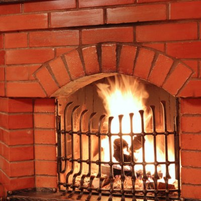 How to Tile Over a Tile Fireplace