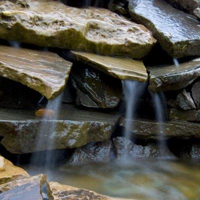 How to Make a Mini Waterfall