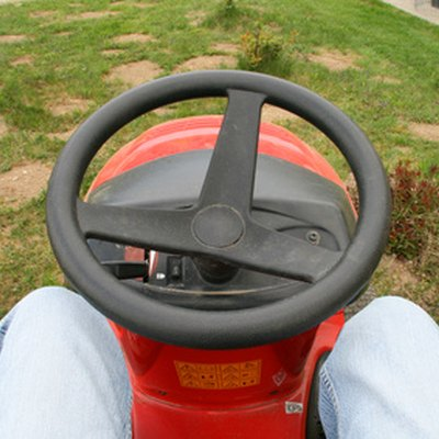 How to Replace a Drive Belt on an MTD Yardman Mower