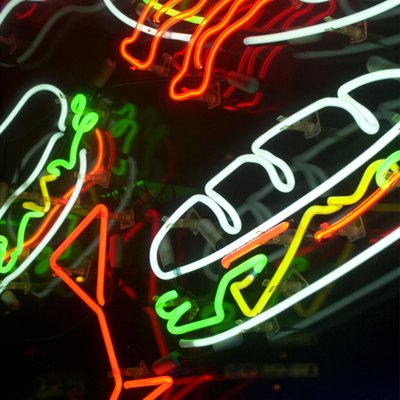 How Much Electricity Does a Neon Light Use?