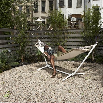What Kind of Hammock Stand Is Most Secure?