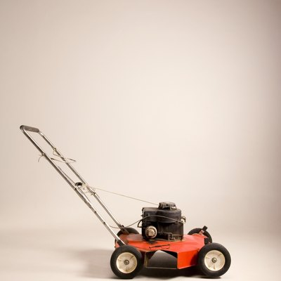 How to Change the Oil on a Gravely Mower