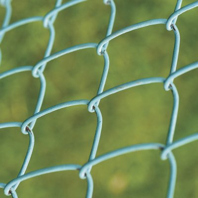 How to Fix Holes in a Chain Link Fence