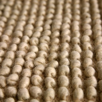 Texture and pattern of carpet