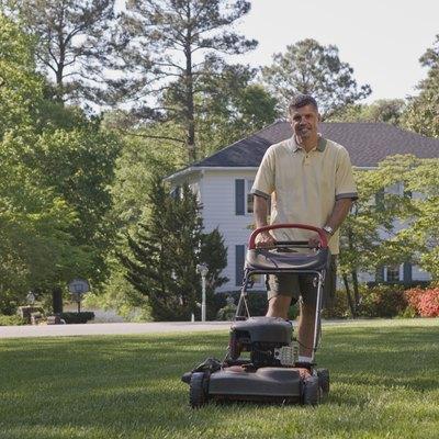 How to Repair a Black & Decker Electric Lawn Mower