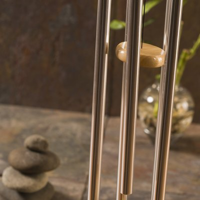 How to Build Wind Chimes With PVC Pipe