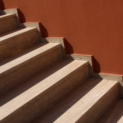 What Is the Difference Between Steps & Stairs?