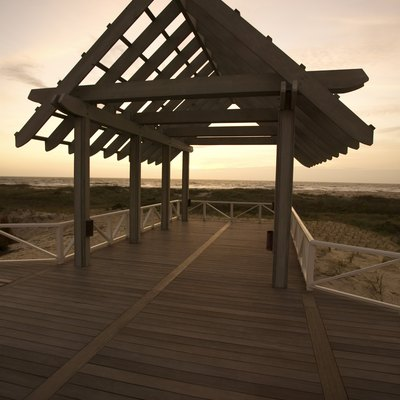 Should You Bolt Your Gazebo to Your Deck?