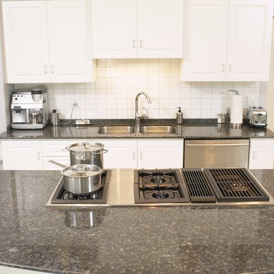 How to Increase the Size of a Cooktop Cutout in Granite