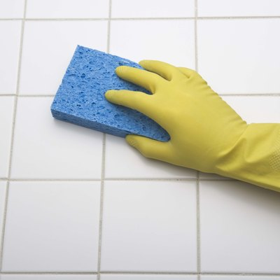 Removing Thinset From Porcelain Tiles