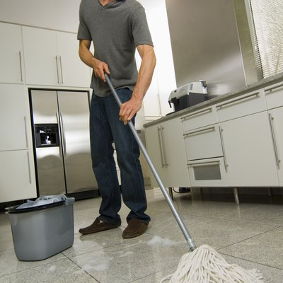 How to Mop With Oxyclean
