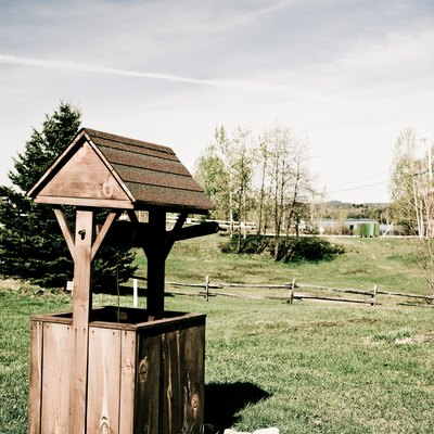 How to Build a Square Wishing Well