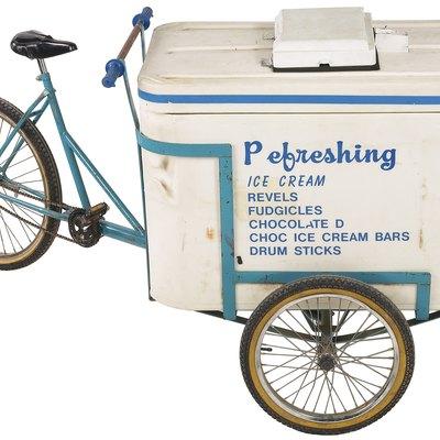 How to Make an Ice Cream Pedal Bike