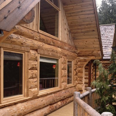 Can You Whitewash Log Cabin Interior Walls?