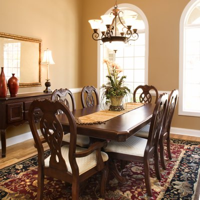 How Can I Raise My Dining Room Chairs When They Are Too Low?