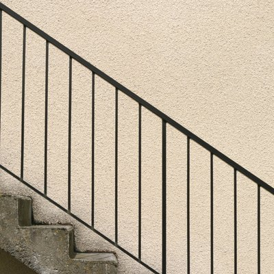 Proper Railing Height for Exterior Stairs
