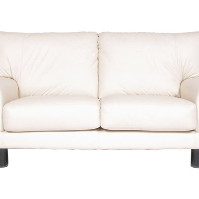Can You Dye or Paint a White Leather Couch?