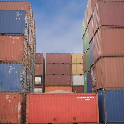 How to Make a Garage Out of Shipping Containers