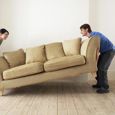The Average Sofa Length