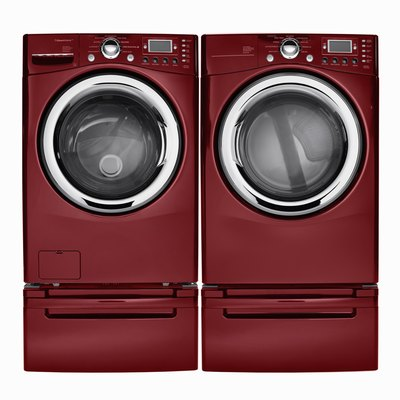 How to Get a Washer & Dryer Closer to the Wall