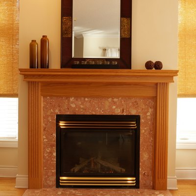 How to Replace the Firebox in a Fireplace