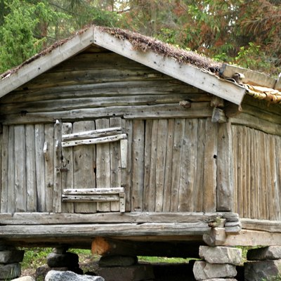 What Steps Do I Take to Repaint a Wooden Shed?